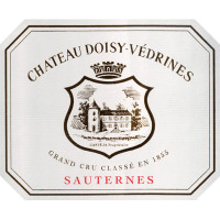 2001 Chateau Doisy-Vedrines Sauternes (375ml)
