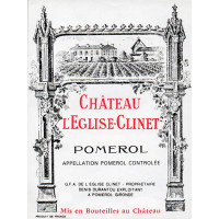 2013 Chateau L'Eglise-Clinet Pomerol (750ml)