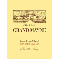 2008 Chateau Grand Mayne St. Emilion Grand Cru (750ml)