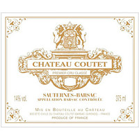 2014 Chateau Coutet Barsac (750ml)