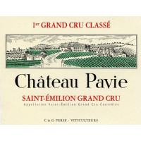 2014 Chateau Pavie St. Emilion Grand Cru (750ml)