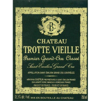 2015 Chateau Trotte Vieille St. Emilion Grand Cru (750ml)