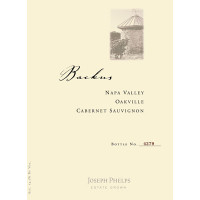 2012 Joseph Phelps Cabernet Sauvignon Backus Vineyard Oakville (750ml)