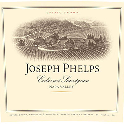 2011 Joseph Phelps Cab Sauv, Estate Grown, Napa (750ml)