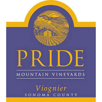 2002 Pride Mountain Vineyards Viognier Sonoma County (750ml)