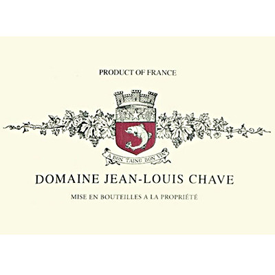 2015 Domaine Jean-Louis Chave Hermitage Blanc (750ml)