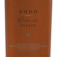 2015 Rudd Oakville Estate Proprietary Red Oakville (750ml)