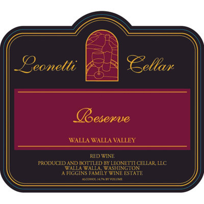 2009 Leonetti Cellars, Reserve, Walla Walla (750ml)