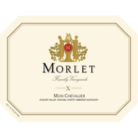 2009 Morlet Family Vineyards Cabernet Sauvignon Mon Chevalier Knights Valley (750ml)