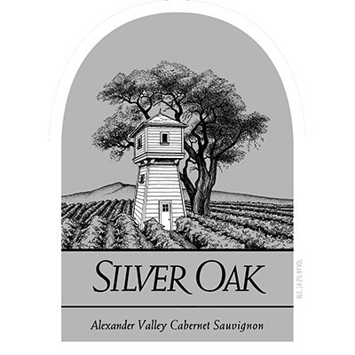 1996 Silver Oak, Cabernet Sauvignon, Alexander Valley (750ml