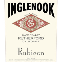 2001 Niebaum-Coppola Rubicon Rutherford (750ml) [Wine-stained.]