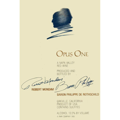 2000 Opus One Napa Valley (750ml) [SLC]