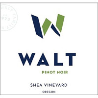 2014 Walt Pinot Noir Shea Vineyard Willamette Valley (750ml)