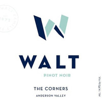 2013 Walt Pinot Noir The Corners Anderson Valley (750ml)