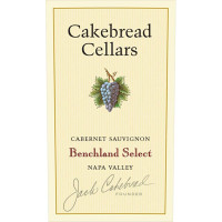 1997 Cakebread Cellars Cabernet Sauvignon Benchland Select Napa Valley (750ml) [Slightly Depressed CorkSLC]