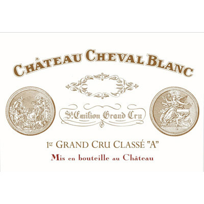 1996 Chateau Cheval Blanc, St. Emilion Grand Cru (750ml)