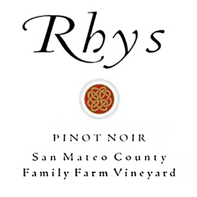 2011 Rhys, Pinot Noir, Family Farm Vineyard, San Mateo Count