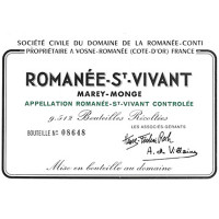1985 Domaine de la Romanee-Conti Romanee St. Vivant (750ml) [SLC: 2 in below cork]