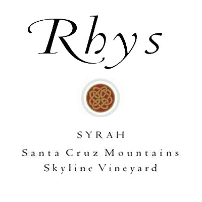 2008 Rhys Syrah, Skyline, Santa Cruz Mountains (750ml)