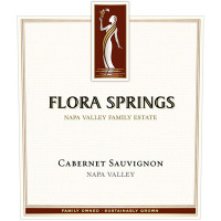 1988 Flora Springs Cabernet Sauvignon Rutherford (750ml) [SLC]