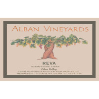 2009 Alban Vineyards Syrah Reva Alban Estate Vineyard Edna Valley (750ml)