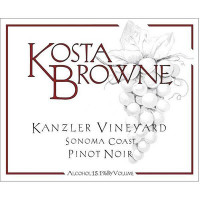 2007 Kosta Browne Pinot Noir Kanzler Vineyard Sonoma Coast (750ml)