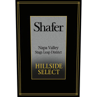 2011 Shafer Cabernet Sauvignon Hillside Select, Stags Leap District (750ml)