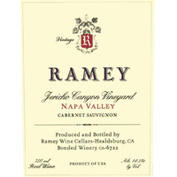 2002 Ramey Jericho Canyon Vineyard Napa Valley (750ml)