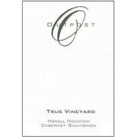 2007 Outpost Cabernet Sauvignon True Vineyard Howell Mountain (750ml)