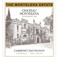 2001 Chateau Montelena Cabernet Sauvignon The Montelena Estate Napa Valley (750ml)
