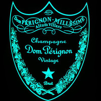 2004 Dom Perignon Champagne Luminous (750ml)