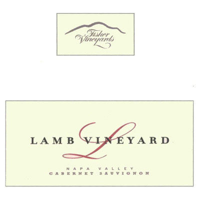 2000 Fisher Vineyards Cabernet Sauvignon Lamb Vineyard Napa Valley (750ml)