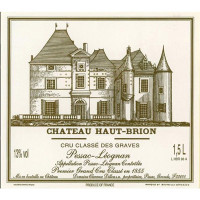 1924 Chateau Haut-Brion Pessac-Leognan (750ml) [HS; SLC {Bought in 1980 from Sherry Lehman.]