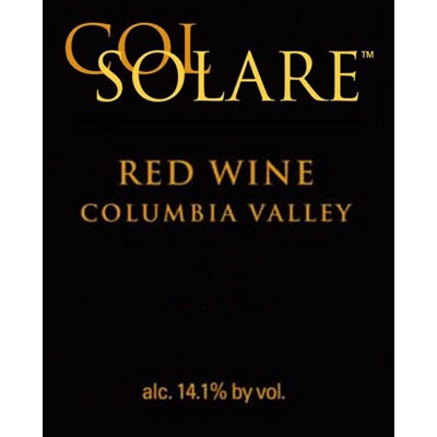 1996 Chateau St Michelle, Col Solare, Columbia Valley (750ml