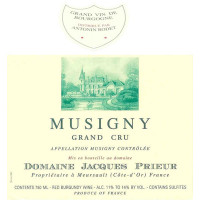 1995 Domaine Jacques Prieur Musigny (750ml) [Very damp-stained labels.]