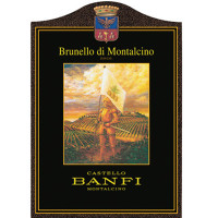 1990 Castello Banfi Brunello di Montalcino (5.0L) [Damaged wax capsule.]