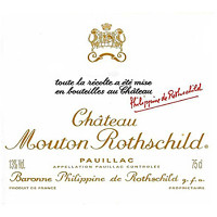 1990 Chateau Mouton Rothschild Pauillac (750ml) [SLC; Bulging capsule.]