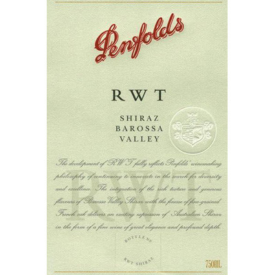 2009 Penfolds Shiraz RWT, Barossa Valley (750ml)