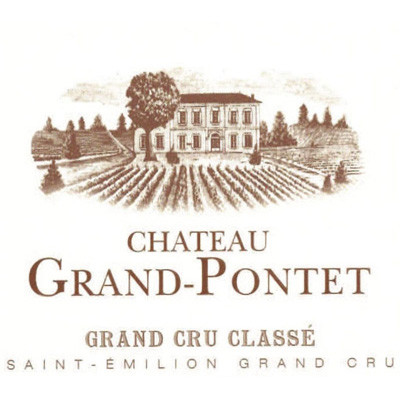 2005 Chateau Grand Pontet, St Emilion (750ml)