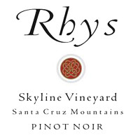 2012 Rhys Pinot Noir Skyline Vineyard Santa Cruz Mountains (750ml)