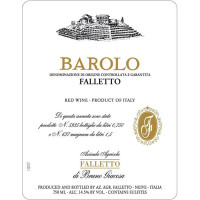 2008 Bruno Giacosa Barolo Falletto (750ml) [SLC]