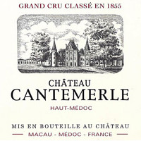 1982 Chateau Cantemerle Haut-Medoc (750ml) [VHS: SLC]