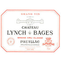 1983 Chateau Lynch-Bages Pauillac (750ml) [VHS; SLC; Corroded capsule.]