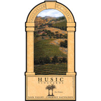 2007 Husic Vineyards Cabernet Sauvignon Dos Palmas Napa Valley (750ml) [SLC]