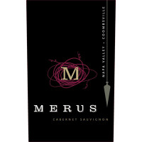 2007 Merus Cabernet Sauvignon Napa Valley (750ml) [Slightly Depressed Cork]