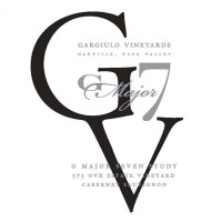 2008 Gargiulo Vineyards Cabernet Sauvignon G Major Seven Study Oakville (750ml)